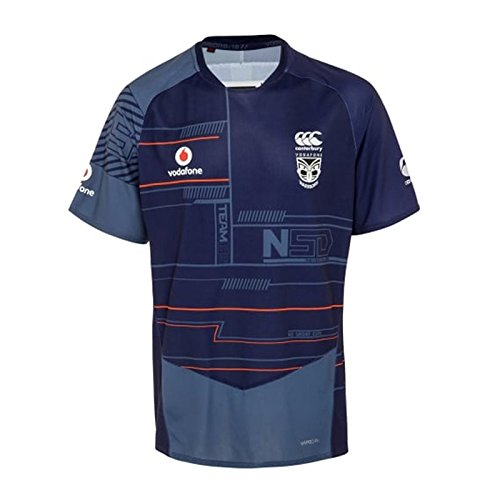 Warriors NRL Rugby Vapodri Poly Elite Team Tee 17/18 (Tee Allegiance)