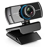 Spedal Full HD Webcam 1536p, Webcam Streaming, USB Webcam para OBS XSplit Skype Facebook, Compatible para Mac OS Windows 10/8/7
