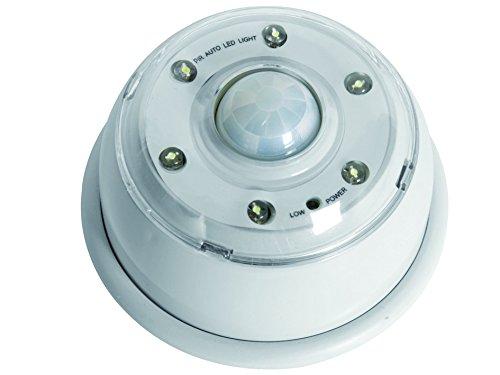 VSE 141283 LED-Lampe mit Pir-Sensor, 8.5 mm Durchmesser x 40 mm Höhe