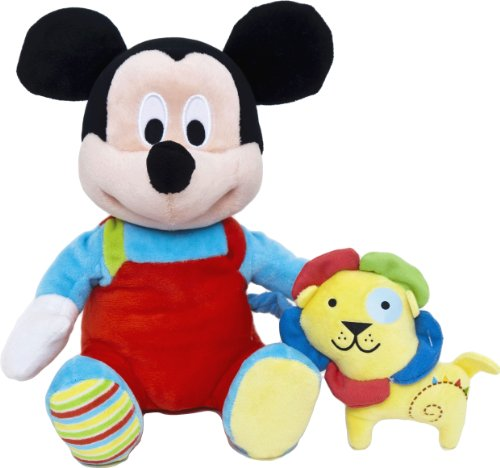 (Mickey Mouse 1100181 - Mickey Spieluhr auf Backercard 23 cm)