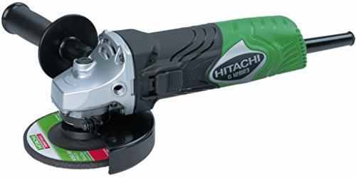 Hitachi tools - Mini amoladora 580w 115mm con maletín