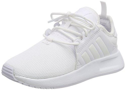 finest selection 12b89 e3c02 Adidas X PLR C, Scarpe da Fitness Unisex-Bambini, Bianco Ftwbla 000, 33