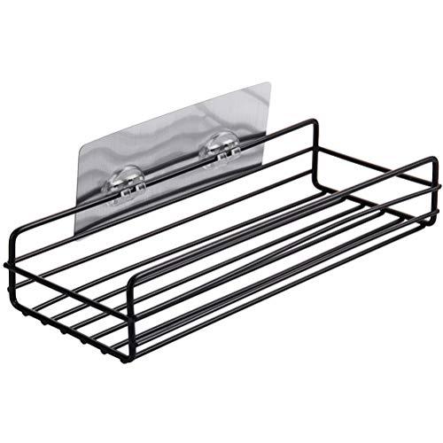 TOPBATHY Bad Dusche Regal Caddy Ablagekorb Shampoo Conditioner Halter Saug Badezimmer Eckregale - Saug-halter Dusche