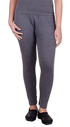 DREAMDROP WARMERS Women's Grey Thermal Lower