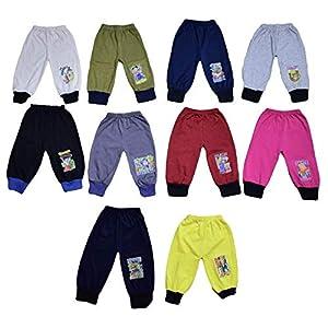 Baby Boy's Regular Fit Pants
