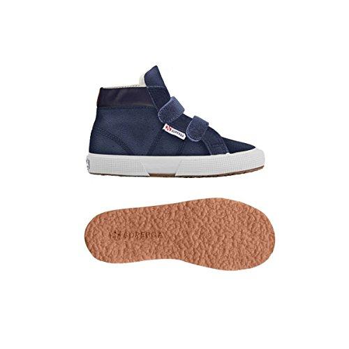 Superga , Mädchen Sneaker Blue