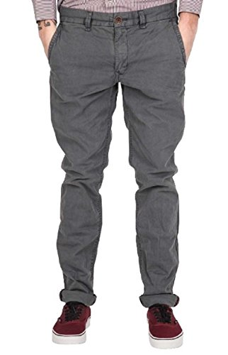 TOMMY HLFIGER DENIM Pantalone Uomo SLIM FREDDY FT GD STA GREY TAGLIA W36xL32