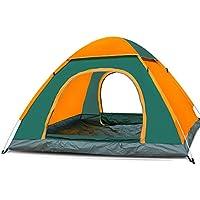 Tenda da campeggio, tenda esterna impermeabile modo automatico 3–4Persona Tenda da Qisan