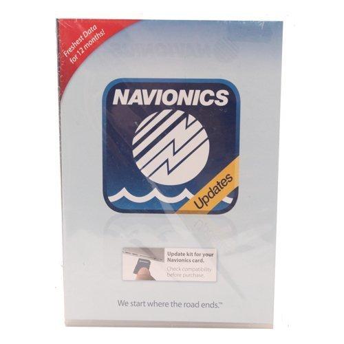 NAVIONICS Update World Card by Navionics Plt