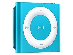 Apple iPod Shuffle 2GB (Modell 2012) blau