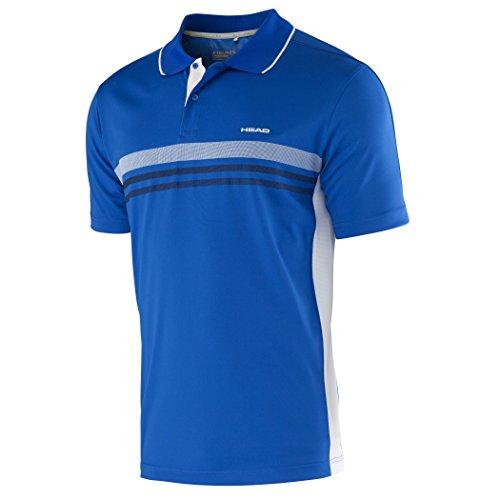 adidas Oberkörper-Bekleidung Club Polo Shirt Technical Boys, Blau, 140, 816055-BL