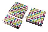 Periea Schublade Organizer (3Pack)–Storage Lösung Box Kleiderschrank BH Organisieren