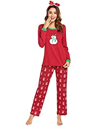 Super günstig am besten verkaufen fairer Preis Suchergebnis auf Amazon.de für: weihnachts pyjama für damen ...