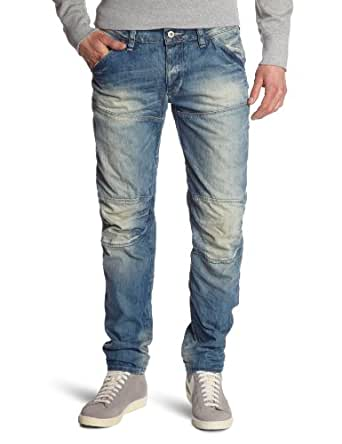 G-star - 5620 3D Low Tapered - Jean - Carrot - Used - Homme - Bleu (Lt Aged T.P.) - W28/L32