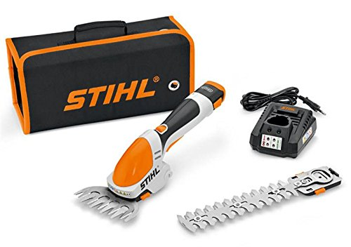 Stihl Akku-Gras- u. Strauchscheren-Set - HSA 25 -