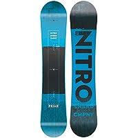 Nitro Prime Snowboard 2019 (Blue, 165 Wide)
