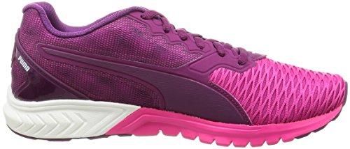 Puma Ignite Dual, Running Femme Violet (Magenta Purple/Pink Glo)