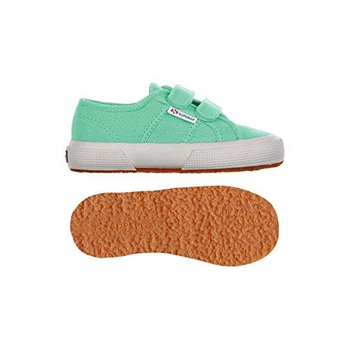 Superga 2750 Jvel Classic, Sneaker Unisex – Bambini Pastel Green