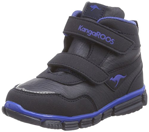 KangaROOS Inlite 3004A V Baby Jungen Lauflernschuhe Blau (dk Navy/ultramarine 449)