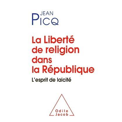 Liberté de religion dans la République (La) (Sciences Humaines)