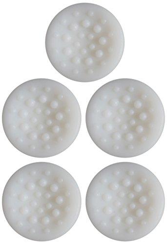 Bliss Fabulips Pout-O-Matic remplacement têtes de polissage - 5 chefs