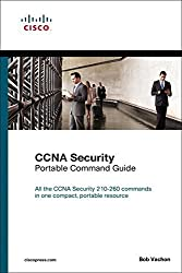 CCNA Security (210-260) Portable Command Guide (2nd Edition) by Bob Vachon (2016-04-14)