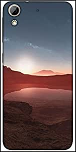 Snoogg Nature Wallpaper 4 Designer Protective Back Case Cover For HTC Desire 626