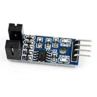 sourcing map LM393 Chip 1CH Optocoupler Motor Speed Measuring Counter Sensor Module - Compare prices on radiocontrollers.eu