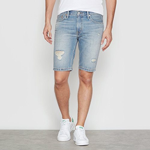 Levis Jeansshorts Men 511 SLIM SHORT 36515-0029 Sunset Junction, Hosengröße:36 (Shorts Slim Levis)