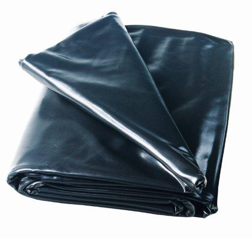 Heissner PVC-Teichfolie abgepackt - B x L: 6 x 8 m = 48 m², Folienstärke: 0,5 mm