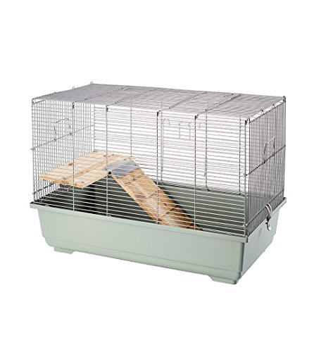 LITTLE FRIENDS MINI Coco Rat & Hamster Cage with Platforms Large 79x42x55 1