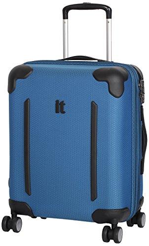 IT Luggage, Uni Koffer, Blau/Schwarz (Blau) - 14-1312-08S-BL