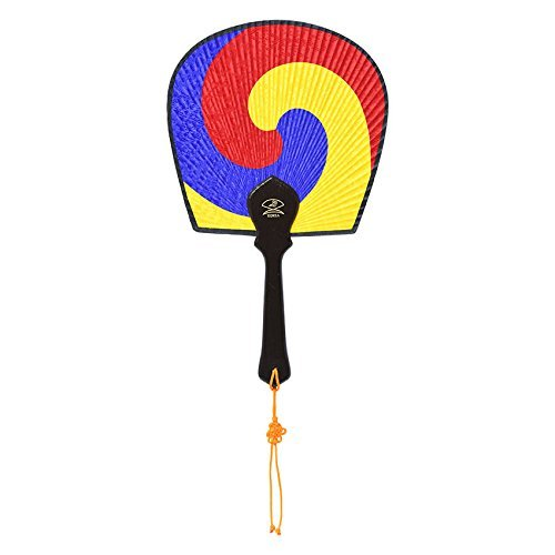 dgboy Koreanischer Traditioneller Fan S Größe Korean Traditioneller Fan Folk Fan Korea-Souvenir