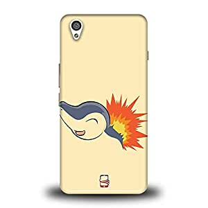 AllDeviceSkin Pokémon Character High Quality Print Hard Back Case Cover for OnePlus X (Design-Pokemon-155)