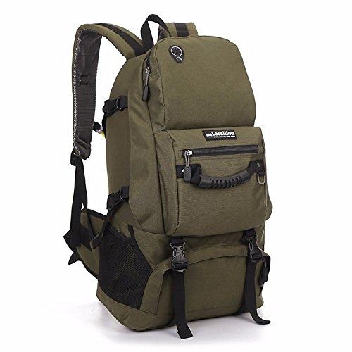Daypacks Wasserdicht / Multifunktionales Daypack / Wandern / Radfahren Rucksack Camping & Wandern / Klettern / Freizeit Sport / Reisen 40 L, Armee grün