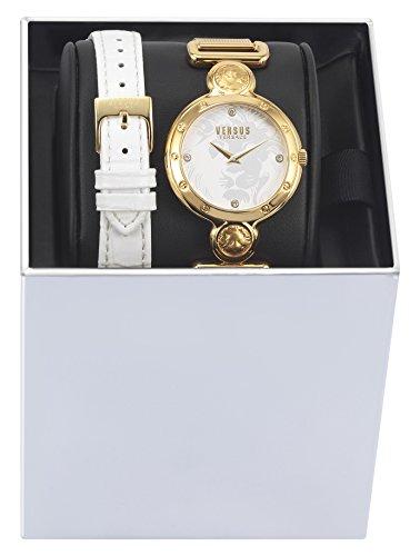Versus by Versace Damen-Armbanduhr VSPOL2117 (Uhr Versace Damen)