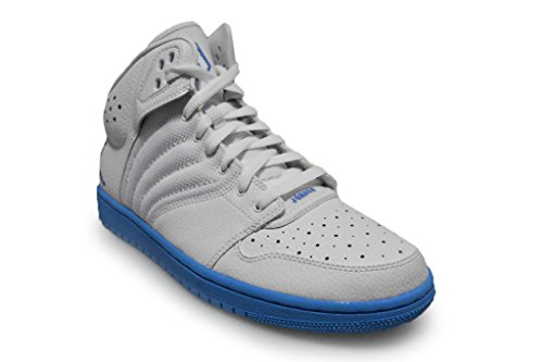 Nike Jordan 1 Flight 4 Prem, Scarpe da Basket Uomo White/Blue