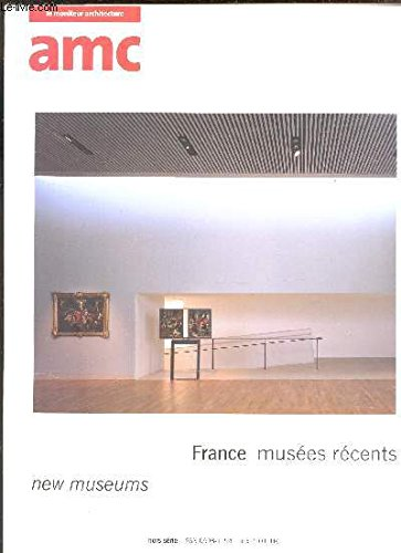 AMC - FRANCE - MUSEES RECENTS - HORS SERIE MUSEES / COLLECTION