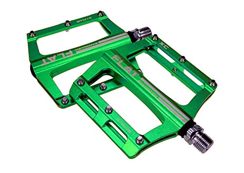 FrontStep Pedales Antideslizantes Aluminio Pedales