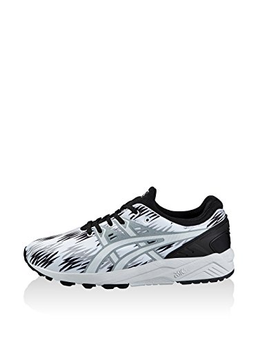 Asics Gel-Kayano Trainer Evo, Baskets Basses Mixte Adulte Black/White