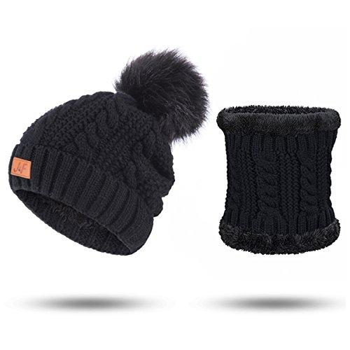 Peng Sheng Damen Handschuh-Set Gr. One Size, Schwarz