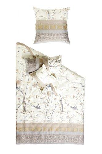 Bassetti lenzuola raso di cotone makò fong cuscino 40x 80cm
