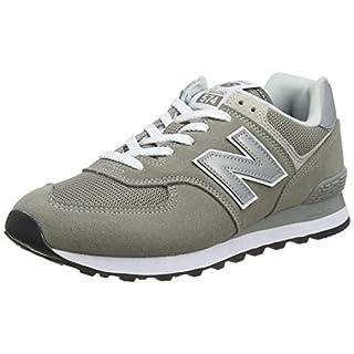New Balance Herren 574v2 Core Sneaker, Grau (Grau), 41.5 EU