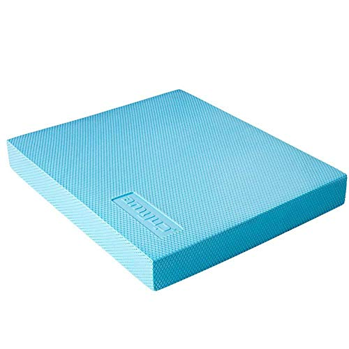 perfecthome Foam Balanced Pad, Taillentraining Balance Kissen Knöchel Rehabilitation Physiotherapie Balancing Trainingsmatte
