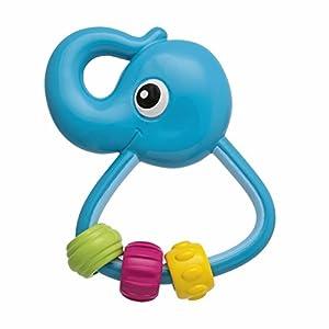 Chicco- Big & Small Primeros Juguetes, Color Azul (00072364000000)