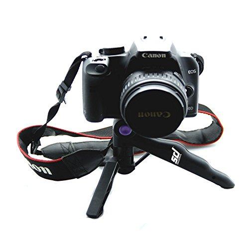 Smiledrive MINI FOLDABLE HANDY TRIPOD FOR DSLRS, DIGITAL CAMERAS & MOBILE PHONES