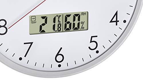 6121cfd0dfb6fd TFA Dostmann 60.3048.02 - Orologio analogico da parete con ...
