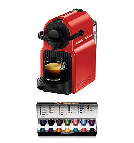 Nespresso Krups Inissia XN1005 - Cafetera monodosis