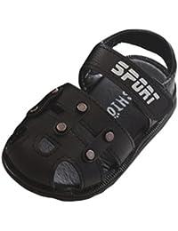 2ac721f06c382 Malloom 1-5 Años Niños Pequeños Bebés Hueco Antideslizante Zapatos Suave  Suela Playa Deportes Zapatillas