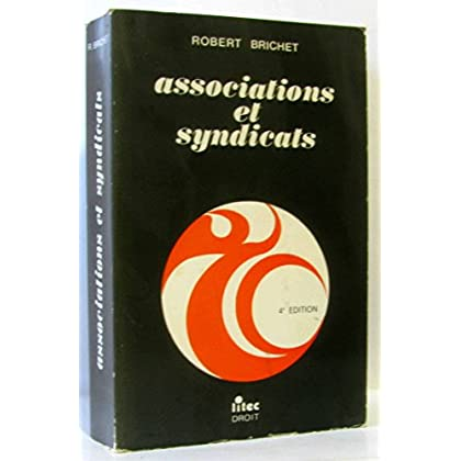 Association et syndicats